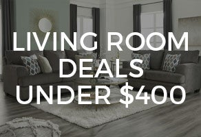 Living Room Deals Under $400