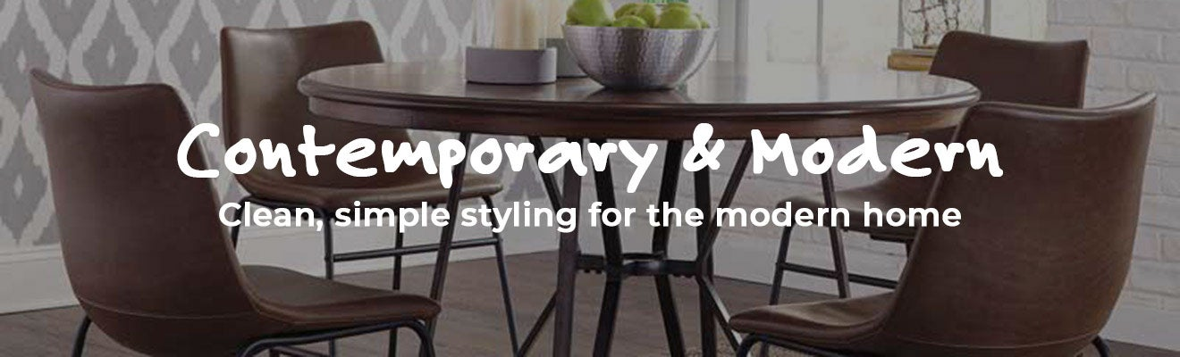 Contemporary & Modern Furniture
