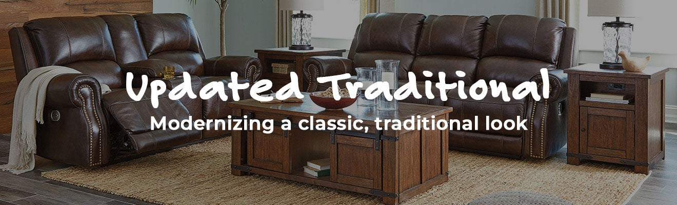Updated Traditional Furniture