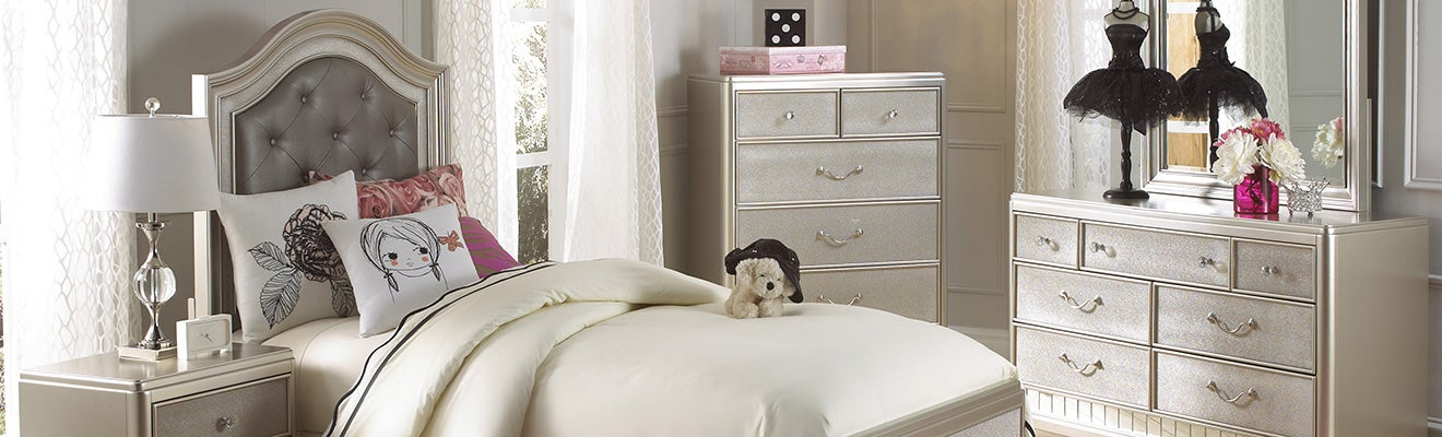 Lil Diva Bedroom Collection
