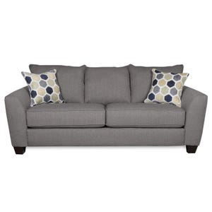 Heritage Gray Sofa