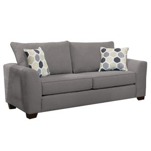 Outstanding Heritage Gray Sofa Weekends Only Furniture Pdpeps Interior Chair Design Pdpepsorg