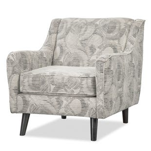 Garrett Abstract  Accent Chair
