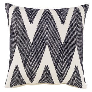 Textured Chevron Pillow