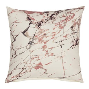 Blush Abstract Pillow