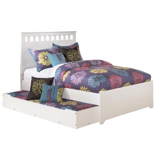 Lulu Full Bed with Trundle