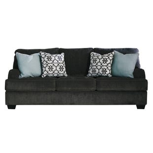 Memory Foam Contessa Queen Sleeper Gray