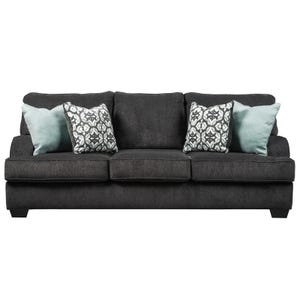 Ashley Contessa Charcoal Chenille Sofa