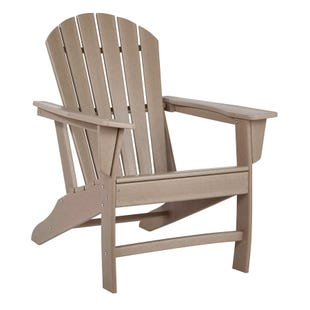 Sundown Treasure Beige Adirondack Chair