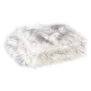 Calisa Faux Fur Throw