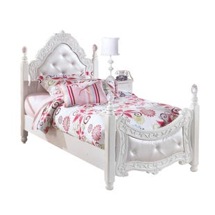 Exquisite Twin Bed