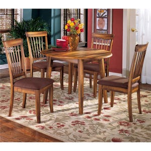 Ashley Berringer Rustic Set of 2 Dining Chairs