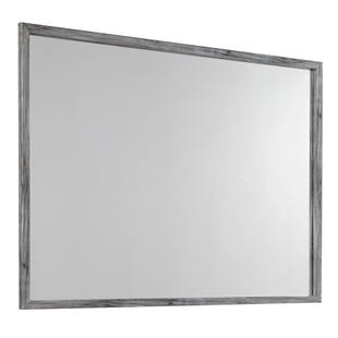 Baystorm Smokey Gray Mirror