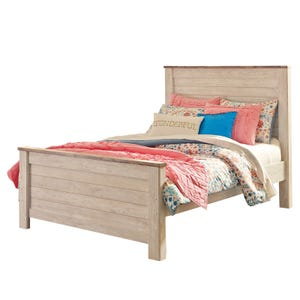 Ashley Willowton Full Panel Bed
