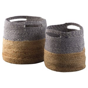 Cottage Basket Set M/L