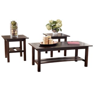 Lewis Set of 3 Tables