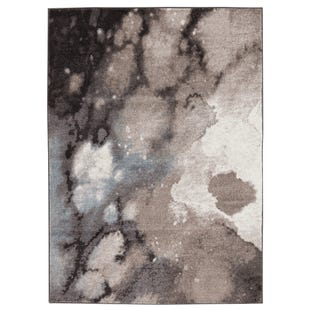 Golden Nebula 8X10 Rug