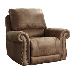 Traemore Brown Recliner