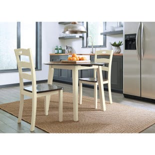 Ashley Woodanville 3 Piece Dining Set