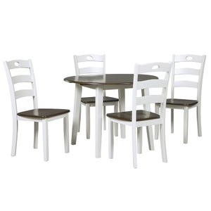 Ashley Woodanville 5 Piece Dining Set