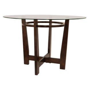 Variety Round Glass Top Table