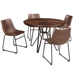 Ashley Centair 5 Piece Modern Dining Set