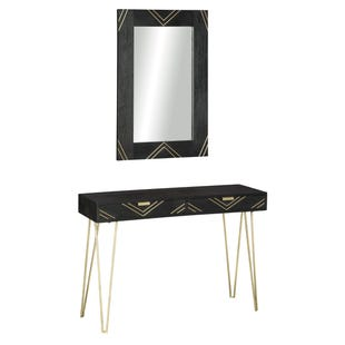 Maisie Glam Vanity and Mirror