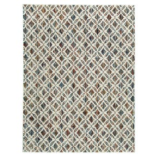 Vibrant Diamonds 8X10 Rug