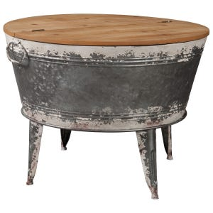 Willow Storage Cocktail Table