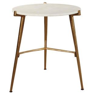 Gardner Marble Accent Table