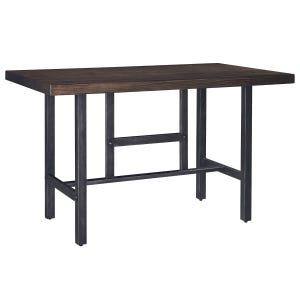 Ashley Anderson Medium Brown Reclaimed  Counter Height Table