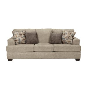 Barrish Beige Twill Sofa