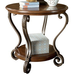 Nestor Chairside Table