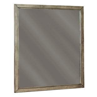 Ashton Smokey Gray Mirror