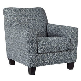Farough Blue Chair