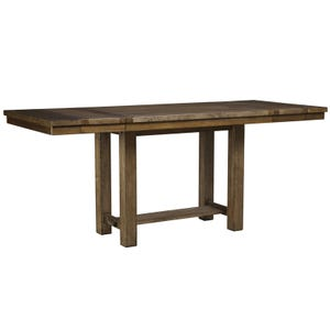 Rectangle Rustic Counter Extention Table