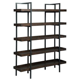 Ashley Starmore Walnut Bookcase