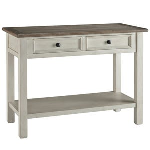 Ashley Bolanburg White/Brown Sofa Table