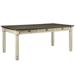 Ashley Bolanburg Rectangle Dining Table