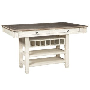 Bolanburg Rectangle Counter Height Table