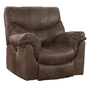 Ashley Alzena Brown Rocker Recliner