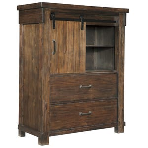 Lakeleigh 5 Drawer Gentlemens Chest