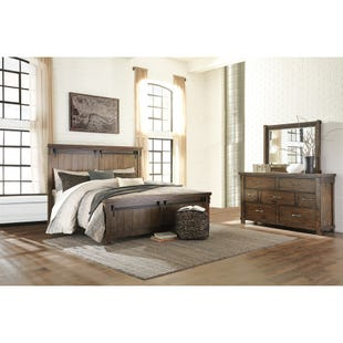 Lakeleigh Panel King 3 Piece Bedroom Set