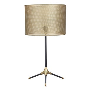 Mod Gold Table Lamp