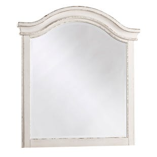 Ashley Lynnea Antique Two-Toned White