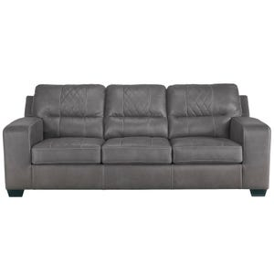 Ashley Cullen Dark Gray Sofa