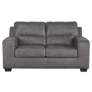 Ashley Cullen Dark Gray Loveseat