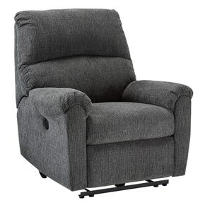 McAfee Power Recliner Gray