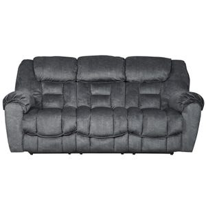 Ashley Capehorn Granite Reclining Sofa