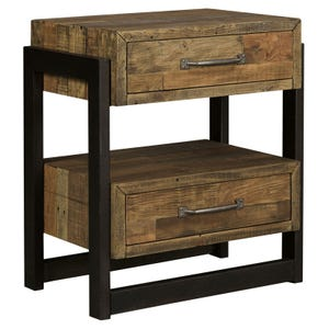 Ashley Sommerford 2 Drawer Nightstand